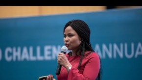 Grand Challenges Spotlight Talk IV: Zoleka Ngcete